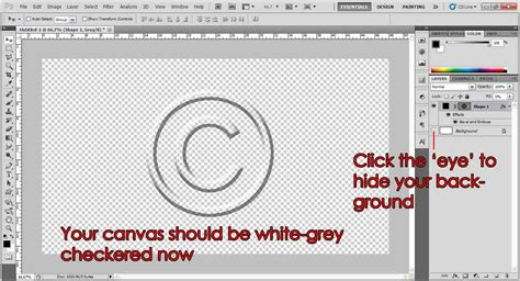 watermark template watermark your photos photoshop tutorial org