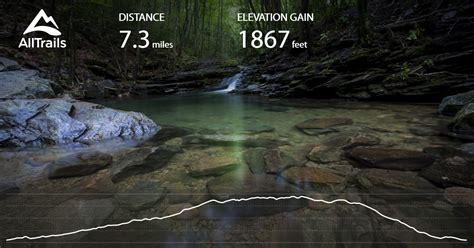 devils fork  devils bathtub loop trail virginia maps    reviews alltrails