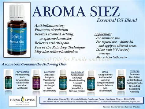 aroma siez essential oils