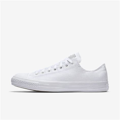 Convers Low Unisex converse chuck monochrome low top unisex shoe nike