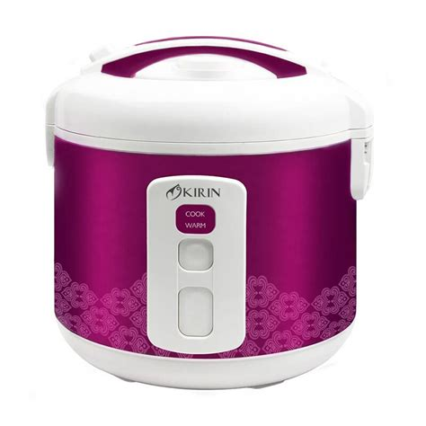 Kirin Rice Cooker Krc 159tm 2 Liter jual kirin rice cooker krc 388 mg jd id