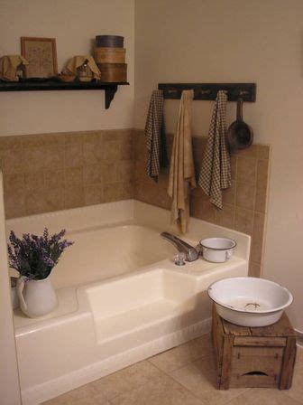 bathroom tub decorating ideas primitive bathroom decor 14 photo bathroom designs ideas