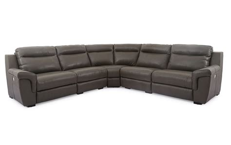 Unique Leather Sofa Unique Leather Corner Sectional Sofa With Soft Cushions