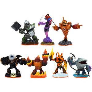 skylanders figures skylanders giants 7 character figure bundle only 15 reg