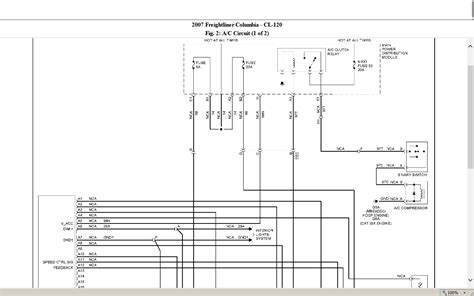 cascadia headlight wiring diagram get free image about