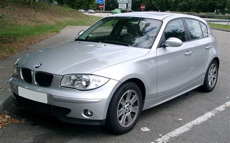 Bmw 1er E87 Wiki by File Bmw E87 Front 20080719 Jpg Wikimedia Commons