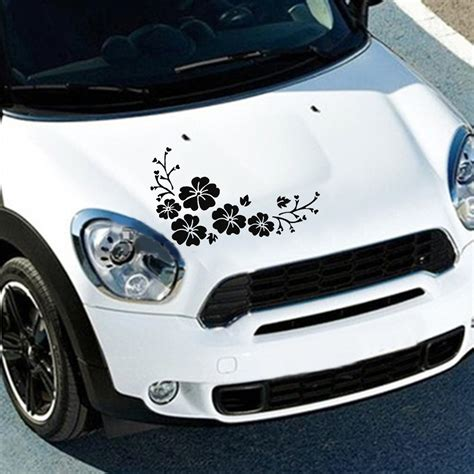 Car Sticker Quality by Popular Flower Car Sticker Buy Cheap Flower Car Sticker
