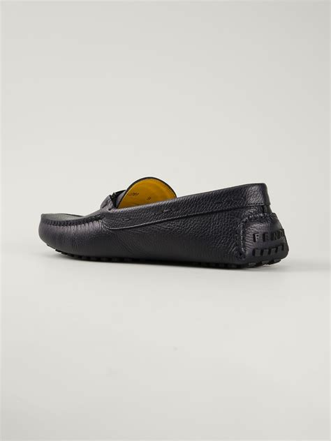 fendi loafers mens fendi mens loafers 28 images fendi black leather logo