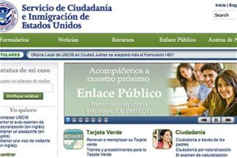preguntas de inmigracion en espanol gratis el servicio de inmigraci 243 n responde preguntas de clientes