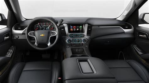 Chevrolet Interior Colors by 2018 Chevy Tahoe Interior Colors Gm Authority