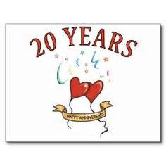 1000 images about 20th wedding anniversary ideas on 20th wedding anniversary gifts