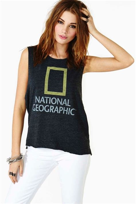 Natgeo Channel T Shirt national geographic thanks it s new