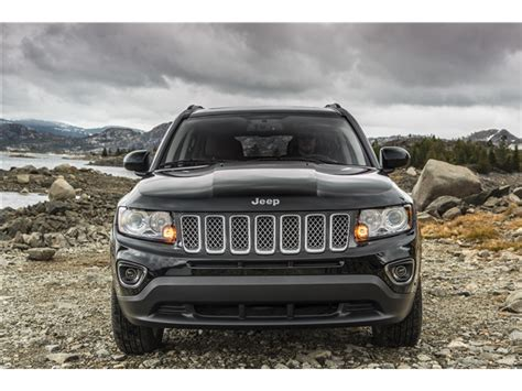 Jeep Compass Custom 2016 Jeep Compass Prices Reviews And Pictures U S News