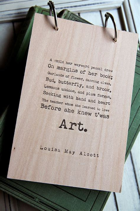 sketchbook quote wood sketchbook notebook quote by quotesandnotes on etsy