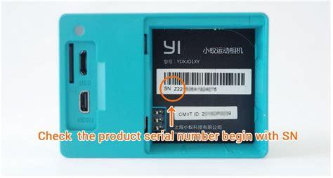 tutorial de xiaomi tutorial actualizar el firmware de la xiaomi yi