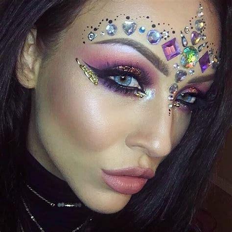 contour for jawels 561 best carnival makeup images on pinterest festival