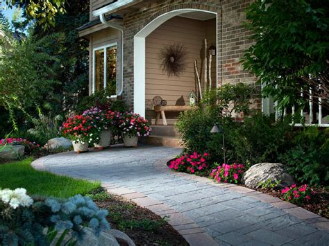 exterior landscaping four beautiful landscape updates hgtv