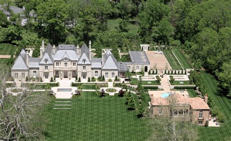 mansions more newly built wisconsin property ch 226 teau pensmore ozark mansion in four seasons worth