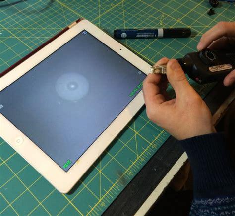 Wifi Fiber Optic Huxscope Wifi Fiber Optic Microscope Inspector