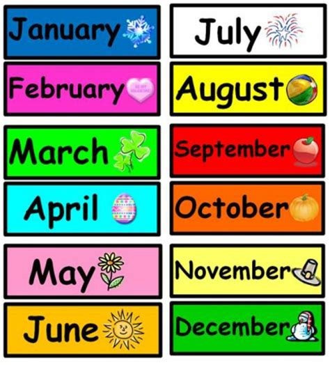 Months Of The Year Calendar Quotes About The Months Of The Year Quotesgram