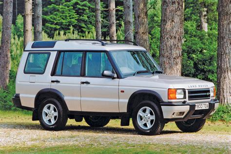 2001 land rover discovery td5 review discovery 2 1998 2004 buying guide auto express