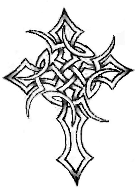 tribal designs coloring pages celctic tattoo pictures tribal celtic cross tattoo by