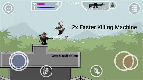 doodle 2 1 0 apk doodle army 2 mini militia apk
