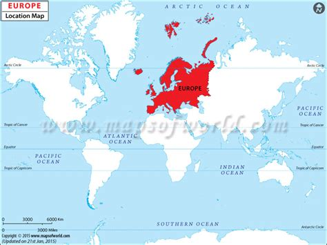 locate germany on world map where is europe europe location in world map