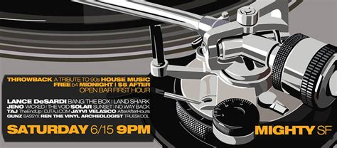 90 house music sfhousemusic com sf underground events san francisco djs san francisco clubs