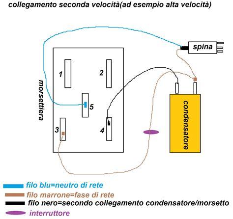Motore Lavatrice Funzionamento by Collegamenti Motore Da Lavatrice Ad Induzione