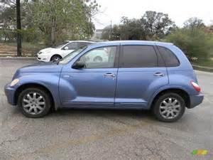 2006 Chrysler Pt Cruiser Touring Marine Blue Pearl 2006 Chrysler Pt Cruiser Touring