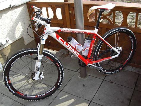 Fahrräder Mountainbike 2009 by Der Cube Reaction Thread Mtb News De