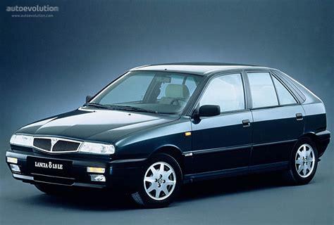 Lancia Delta 1995 Lancia Delta 1993 1994 1995 1996 1997 1998