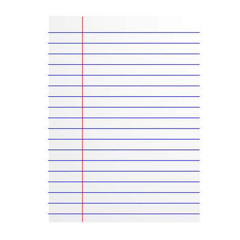 free clipart lined paper clipart lined paper icon