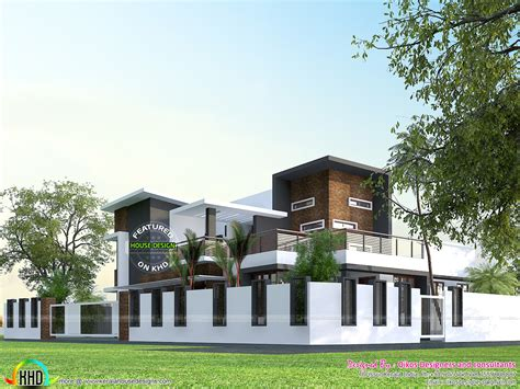 boundary wall designs with gate indian house plans photos elevation floor plan and isometric plan by oikos