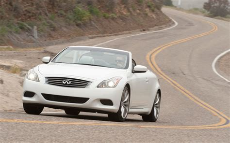 how do cars engines work 2009 infiniti g37 instrument cluster 2009 infiniti g37 convertible first drive motor trend