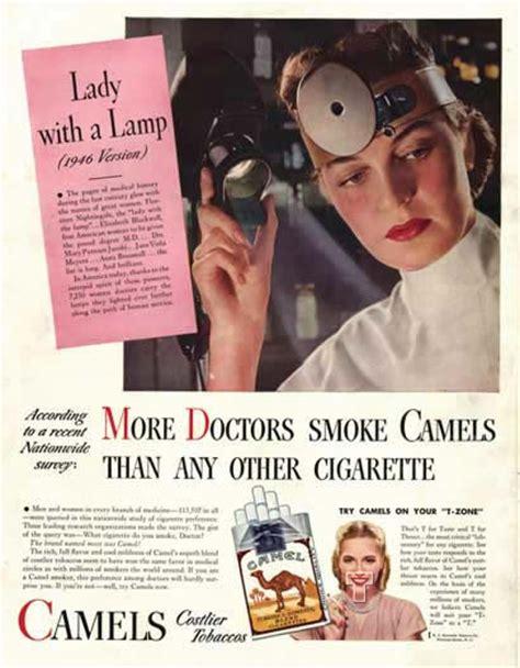 crazy old cigarette ads oddee