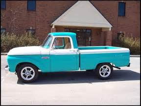 1966 f100 4x4 bed autos post