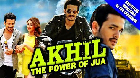 film 2017 ka new akhil the power of jua 2017 new released full hindi