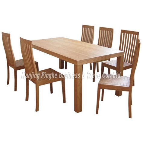 Bamboo Dining Room Furniture Bamboo Dining Table And Chairs