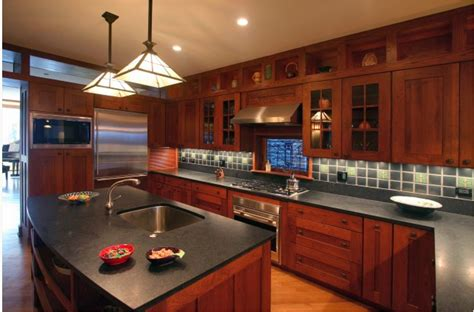 arts and crafts style kitchen cabinets arts and crafts kitchen ideas room design inspirations