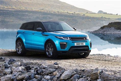 land rover range rover evoque range rover evoque celebrates 6th anniversary with special