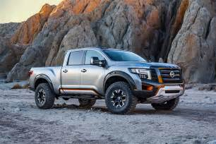 Nissan Warrior 4x4 Nissan Pushes The Boundaries With Titan Warrior Concept