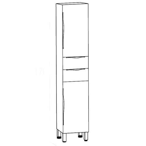 muebles noa mueble auxiliar de ba 241 o de pie noa armario de la serie de