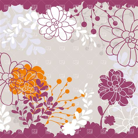 cute wallpaper vector free download abstract cute floral background 37890 backgrounds