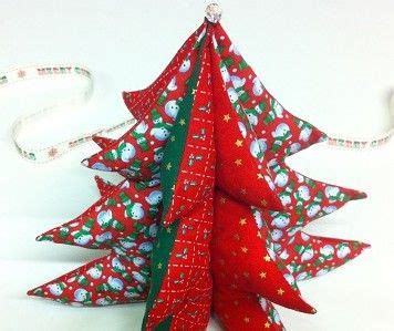 sewing patterns christmas tree decorations sew a 3d christmas tree decoration sewing stuff