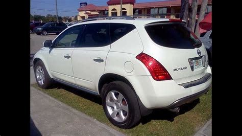 nissan suv white 2007 nissan murano white clean beautiful popular suv