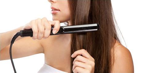 cara catok rambut yang benar body and mind tips catok rambut yang benar vemale com