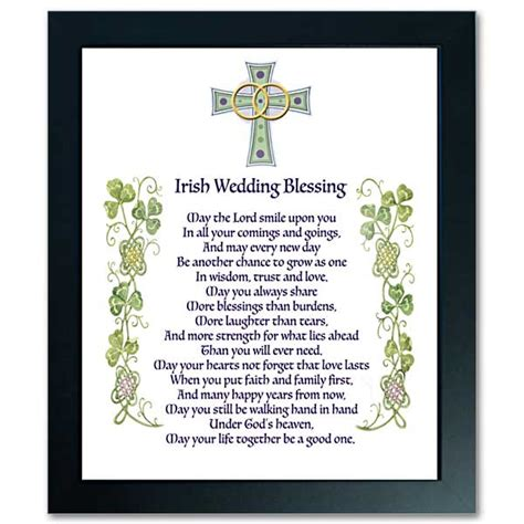 Wedding Blessing Service by Wedding Blessing Framed Print
