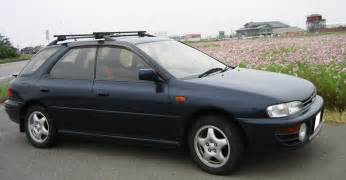 95 Subaru Impreza File 1995 Subaru Impreza Sportswagon Jpg Wikimedia Commons